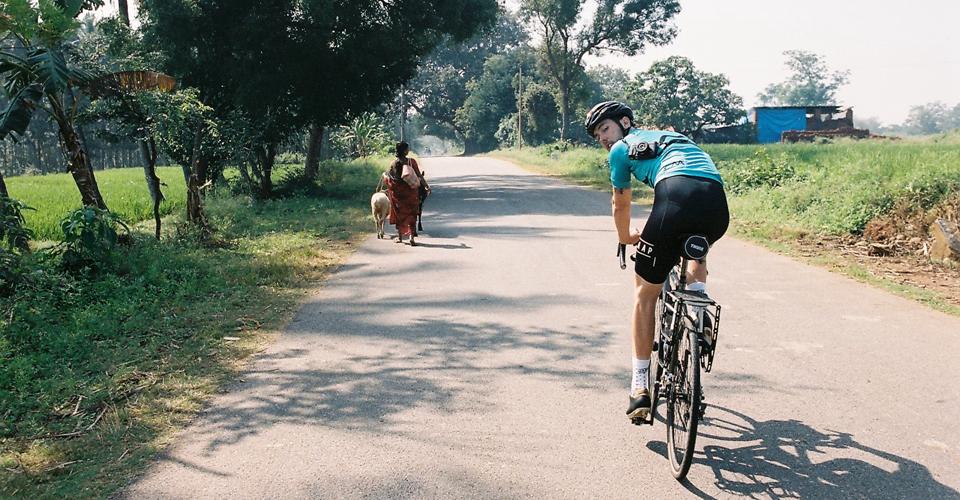 骑行印度第二日