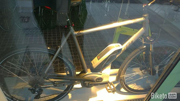 KTM出品的电动自行车