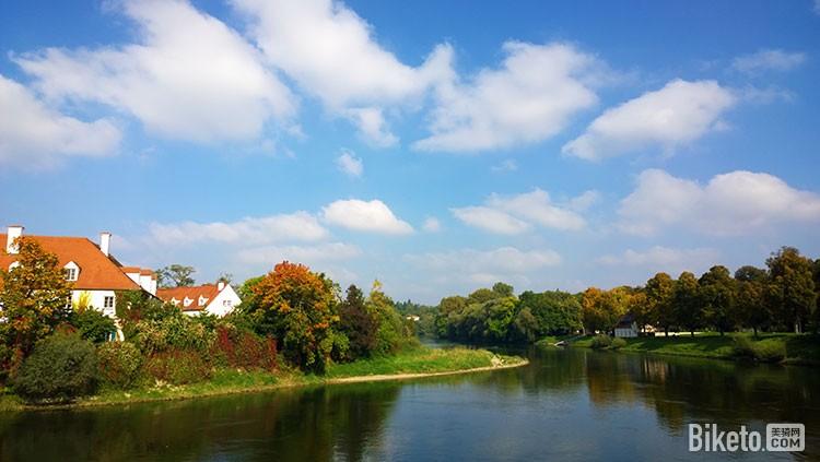 美丽的多瑙河畔
