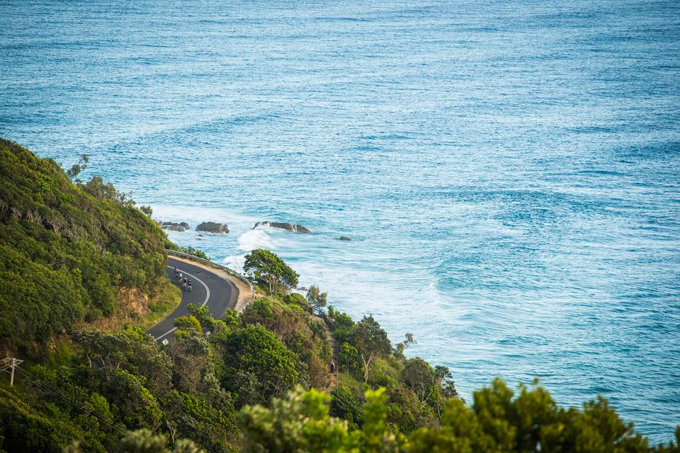 拜伦湾公路骑行:这就是真正的骑车出去浪