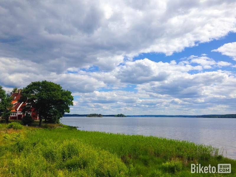深入北极700公里[6]绝美风景+高物价=这很瑞典?