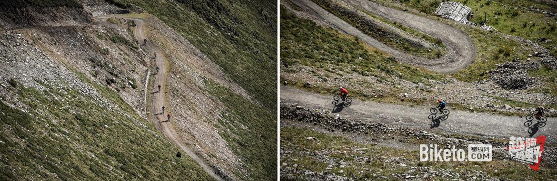 贡嘎骑行,山地车,越骑越野