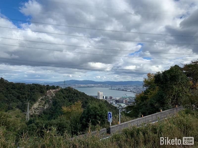 日本,自行车,大津