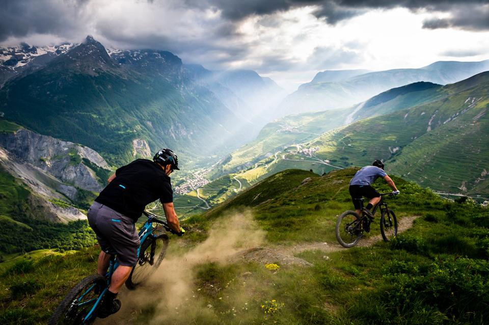 骑行法国阿尔卑斯