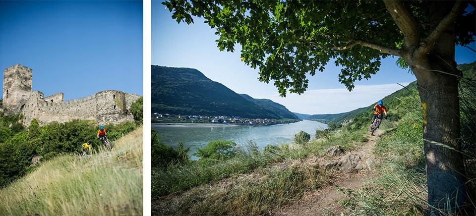 骑行多瑙河
