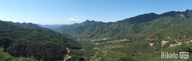 延寿山垭口