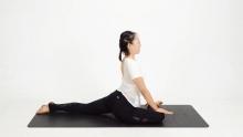 单车瑜伽EP3:骑完车屁股痛?12个瑜伽动作帮你缓解尴尬