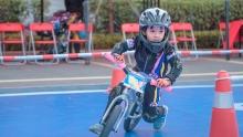 骑趣无穷 2017保利罗兰国际儿童平衡车挑战赛