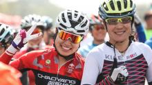 圆满收官 2019中国・新沂环骆马湖自行车公路公开赛