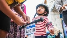 萌宝也疯狂! 2019华东国际城市极限单车邀请赛首日