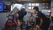 纽胜话功率:川藏王者孙晖初尝Bike Fitting