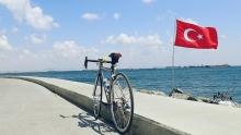 横穿欧洲17国  走进星月之国土耳其