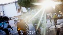德勤最新研究:自行车拯救未来城市交通