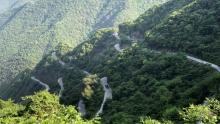 初夏多日骑行体验 小川藏 大峡谷 四明山趣闻