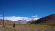 重回拉萨骑行新藏线(12)令人崩溃的老珠峰路