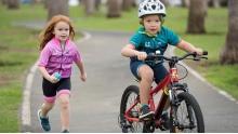 小朋友骑车也要范儿 6款青少年骑行装备