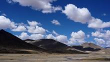 重回拉萨骑行新藏线(20)风雪夜雨人 翻过查藏拉山