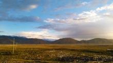 重回拉萨骑行新藏线(13)岗嘎茶馆里的春日时光