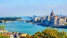 横穿欧洲17国之匈牙利 传说中的布达佩斯