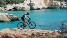 不想宅就骑车 185公里挑战环梅诺卡岛