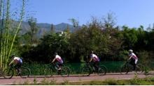 桂林中庸绿道骑游记:春暖花开,沿江骑行