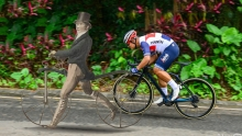 LMH讲历史:自行车领域的材料应用会有新突破吗?