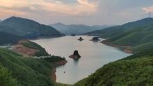 环天湖:桂林全州天湖湖泊群骑行