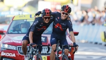 UCI新规:禁止拥抱庆祝以对抗新冠肆虐