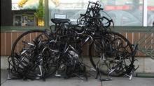 这样锁车还怕丢?自行车上锁防盗的13个简单步骤