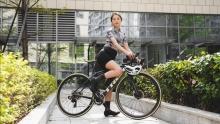 专访叶文婷:爱我所爱 永不停步 单车女神进化论