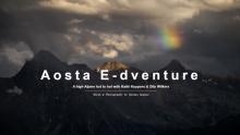 骑电助力征服阿尔卑斯山脉:意大利Aosta高山探险游记