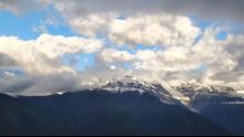 浪骑滇藏(6)翻越白马雪山下的骑遇