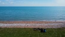 360km的陪伴(1)父女俩的自行车青海环湖旅行