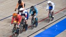 奥运场地车:世界纪录不断刷新,中国选手闪耀赛场