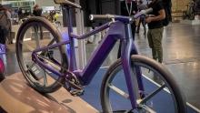 器材盛宴 科幻未来 慕尼黑国际车展:E-Bike电助力潮流涌起