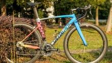 征文#当艺术遇上自行车 SPECIALIZED ALLEZ红钩赛涂装赏