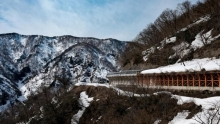 【小药水骑行日记】北陆行D2:飞跃北阿尔卑斯雪山公路
