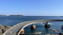 【小药水骑行日志】白浜行D1:自行车道偶遇职业车手